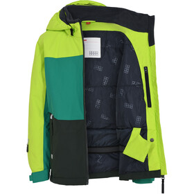 LEGO wear Lwjoshua 716 Veste Enfant, light green